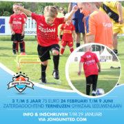 Kleutervoetbal Zeeland