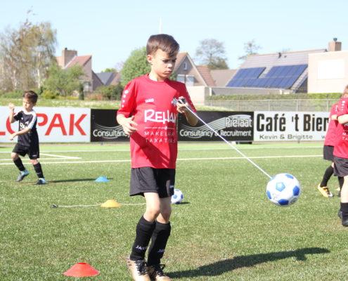 Eason voetbalschool