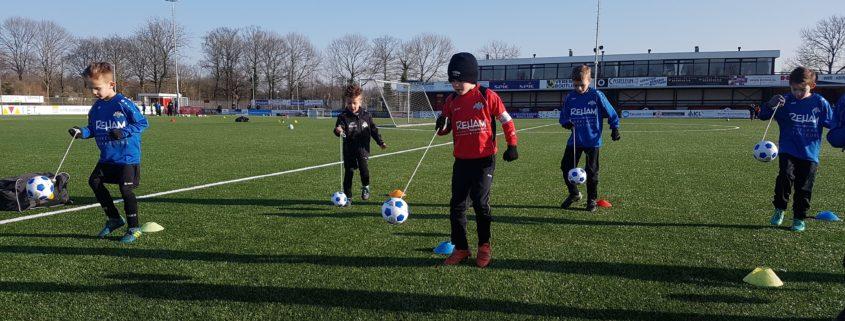 Voetbalschool training Terneuzen