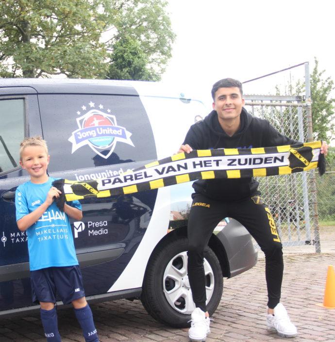 Yassine Azzagari (speler NAC Breda)