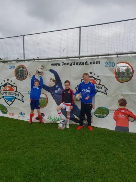 Voetbalfeestjes / clinics in Zeeland