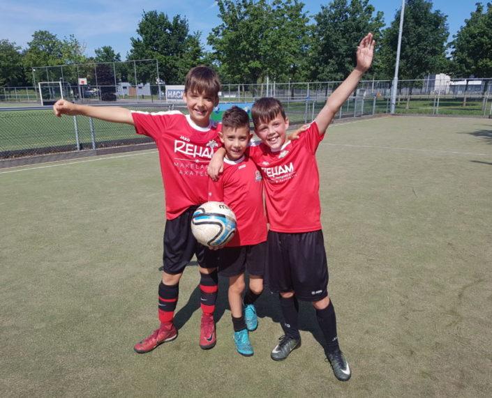 Individuele voetbaltrainingen Zeeland